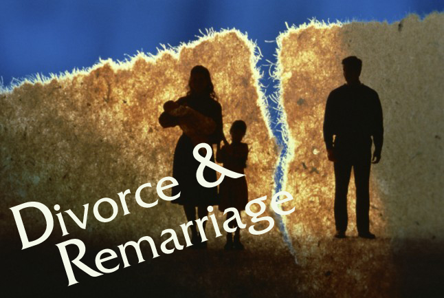 marriage and divorce a biblical view In western society, where divorce is common, christians need to understand what the bible teaches about divorce and remarriage it affects many believers and their children it is theologically inaccurate to view marriage and divorce solely in external formalities.